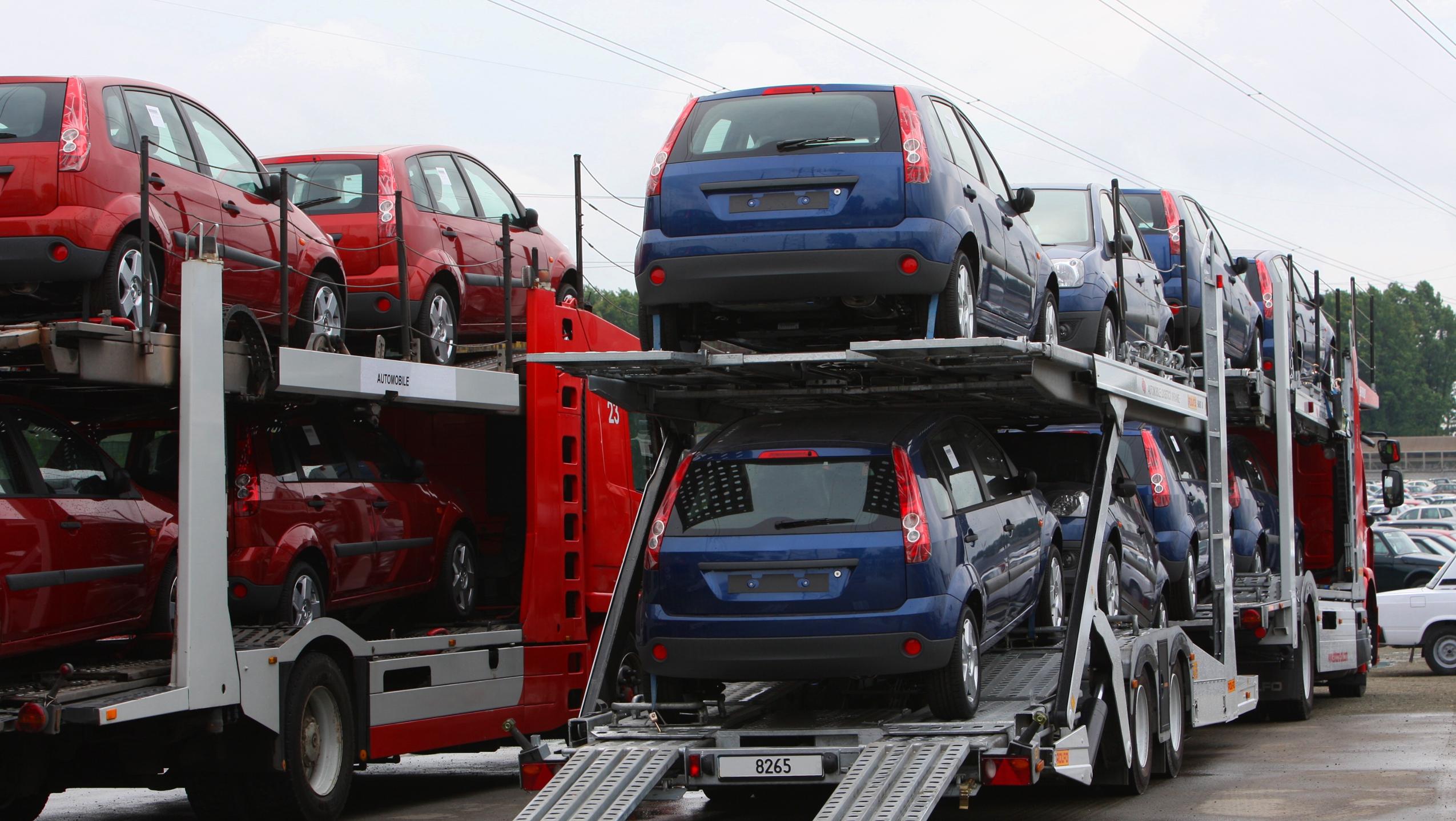 Перевозка автомобилей по России автовозом ТК АВАТЭК